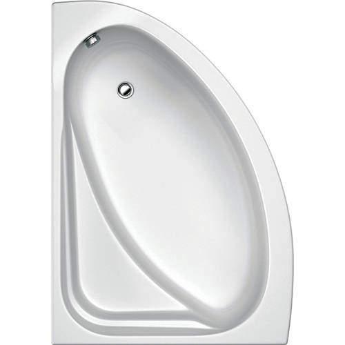 Hydrabath Orlando LH Corner Bath & Panel, 1500x1040mm.
