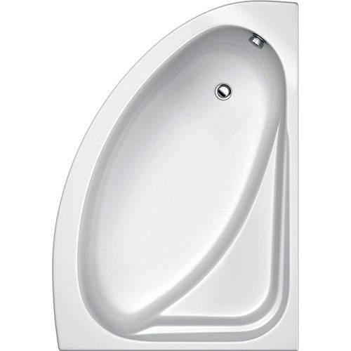 Hydrabath Orlando RH Corner Bath & Panel, 1500x1040mm.