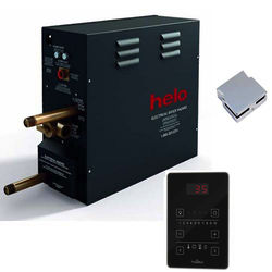 Helo Steam Generator AW18 With Pure Control & Outlet. (26m/3, 18kW).