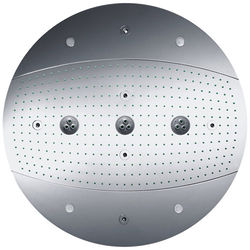 Hansgrohe Raindance Rainmaker 3 Jet Shower Head With Lights (600mm).