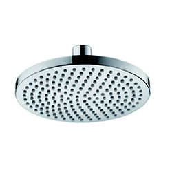 Hansgrohe Croma 160 1 Jet Shower Head (160mm, Chrome).