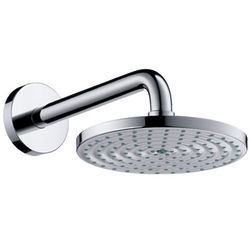 Hansgrohe Raindance S 180 Shower Head & Arm (180mm, Chrome).
