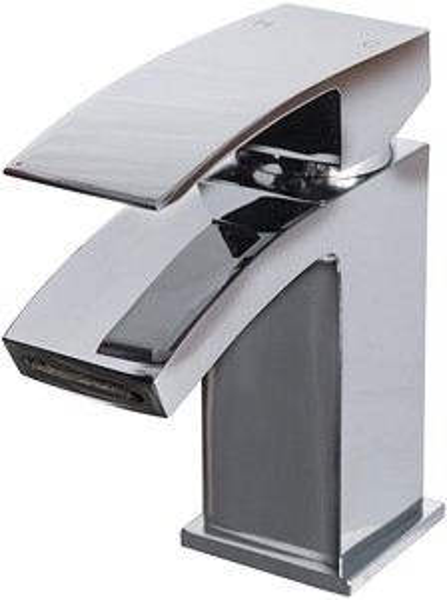 Hydra Asti Mini Mono Basin Mixer Tap (Chrome).