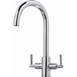 Hydra Bruges Kitchen Tap With Swivel Spout (Chrome).