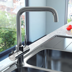 Hydra 3 in 1 Boiling Water Kitchen Tap (Hot, Cold & Filtered Boiling).