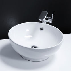 Oxford Round Counter Top Basin 420mm (No Tap Hole).