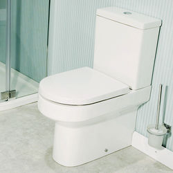 Oxford Montego Back To Wall Toilet With Cistern & Seat (WRAS approved).