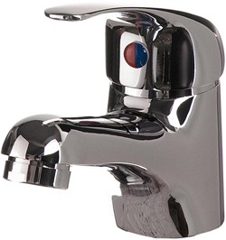 Hydra Ness Basin Tap & Waste (Chrome).