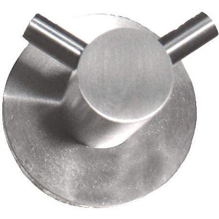JTP Inox Double Robe Hook (Stainless Steel).