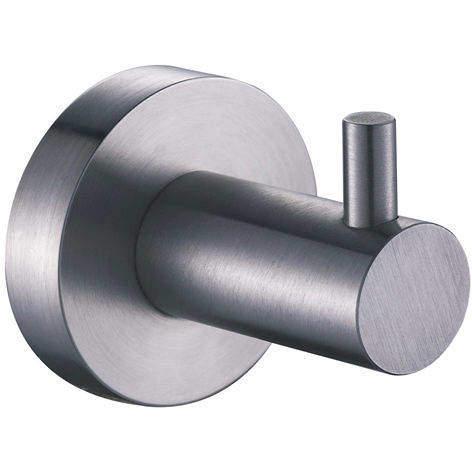 JTP Inox Single Robe Hook (Stainless Steel).