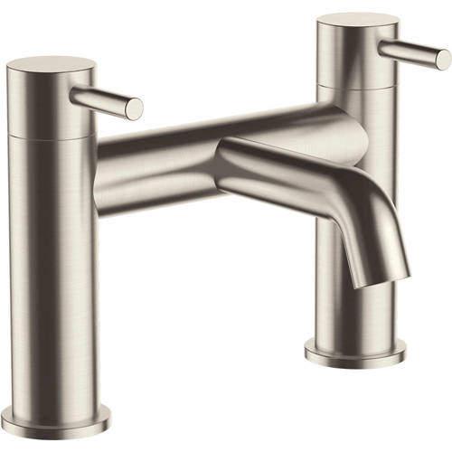 JTP Inox Bath Filler Tap (Stainless Steel).