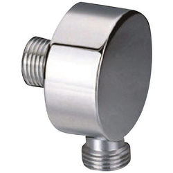 JTP Inox Shower Wall Outlet Elbow (Stainless Steel).