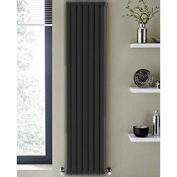 Kartell K-RAD Aspen Radiator 420W x 1600H mm (Double, Anthracite).