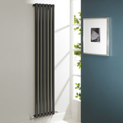 Kartell K-RAD Aspen Radiator 420W x 1600H mm (Single, Anthracite).