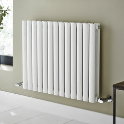 Kartell K-RAD Aspen Radiator 360W x 600H mm (Double, White).