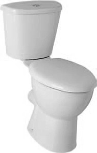 Hydra G2 Comfort Height Toilet With Cistern & Soft Close Seat.