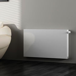 Kartell K-RAD Kompact Horizontal Radiator 600x400mm (DC, White).