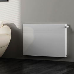 Kartell K-RAD Kompact Horizontal Radiator 2000x600mm (SC, White).