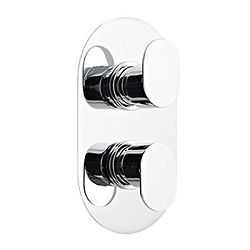 Kartell Logik Concealed Thermostatic Shower Valve (2 Outlets).
