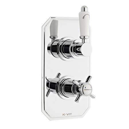 Kartell Klassique Concealed Thermostatic Shower Valve (1 Outlet).