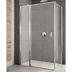 Lakes Italia Rilassa Shower Enclosure (900x900x2000mm, LH).