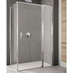 Lakes Italia Rilassa Shower Enclosure (1000x1000x2000mm, RH).