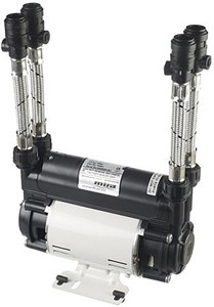Mira Pumps Twin Ended Impeller Shower Pump (1.5 Bar).