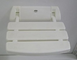 Mira Accessories Mira Shower Seat (White).
