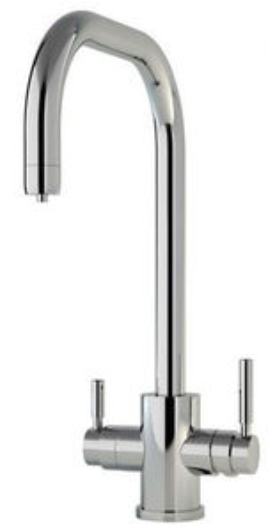 Perrin & Rowe Phoenix 3n1 Boiling Water Kitchen Tap (Chrome, U Spout).