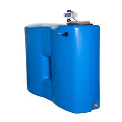 PowerTank Utility Tank With Variable Speed Pump (650L Tank).