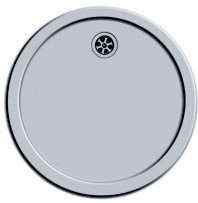 Pyramis Round Sink Drainer & Waste. 450mm Diameter.