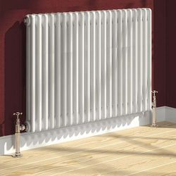 Reina Radiators Colona 2 Column Radiator (White). 500x785mm.