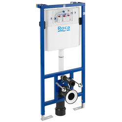 Roca Frames In-Wall PRO WC Frame With Dual Flush Cistern 500x1120.