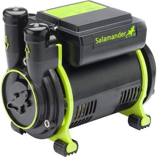 Salamander Pumps CT85 Xtra Single Shower Pump (+ Head. 2.2 Bar).