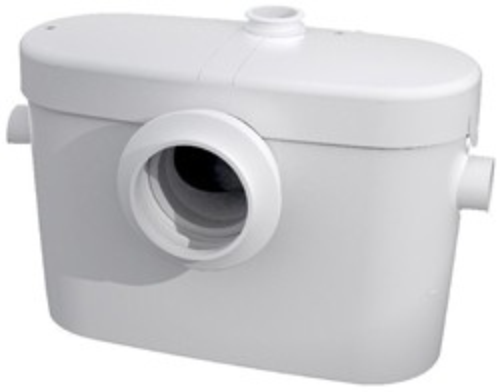 Saniflo Saniaccess 2 Macerator For Toilet & Basin (Cloakroom).