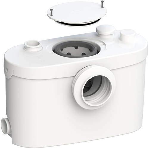 Saniflo Sanipro UP Macerator For A En-Suite (WC, Basin & Shower).