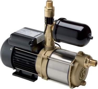 Stuart Turner Monsoon Extra Universal Single Flow Pump (+/- Head. 3.6 Bar).