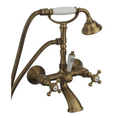 Wall Mounted Bath Shower Mixer Tap