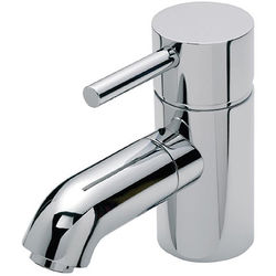 Tre Mercati Milan Mono Bath Filler Tap (Chrome).