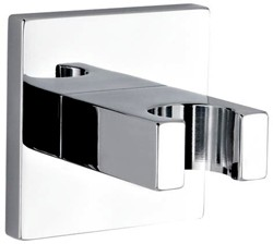 Hudson Reed Showers Square Shower Handset Parking Bracket.