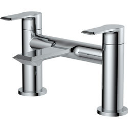 Nuie Limit Bath Filler Tap (Chrome).