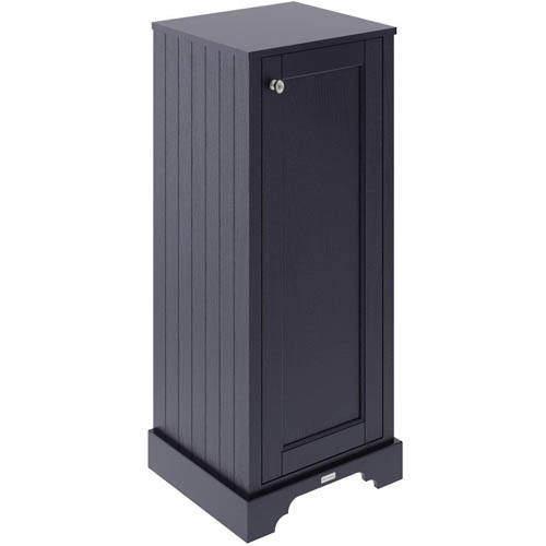 Old London Furniture Tall Boy Unit 490mm (Twilight Blue).