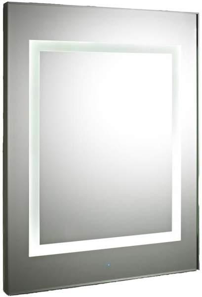 Premier Mirrors Level Touch Sensor LED Mirror, De-Mister Pad (600x800).