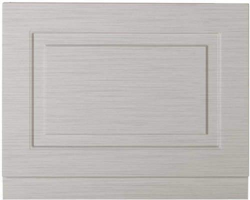 Old London York End Bath Panel 700mm (Grey).