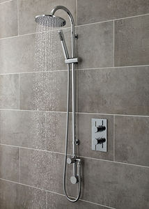 Ultra Quest Quest Thermostatic Shower Valve With Destiny Shower Kit.
