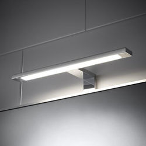 Hudson Reed Lighting Over Cabinet COB T-Bar LED Light Only (Warm White).