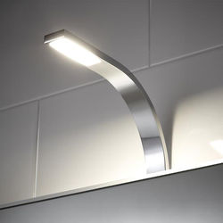Hudson Reed Lighting COB LED Over Mirror Light Only (Cool White).