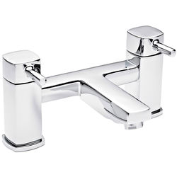 Nuie Munro Bath Filler Tap (Chrome).