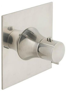 Vado Altitude Concealed Thermostatic Shower Valve (Brushed Nickel).
