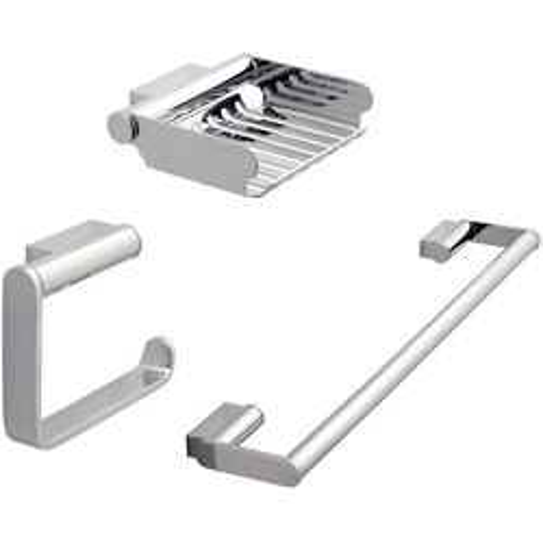 Vado Infinity Bathroom Accessories Pack A11 (Chrome).